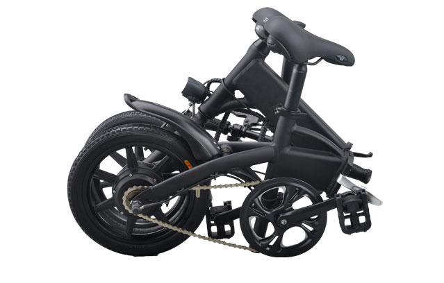 12 inch folding electric bike