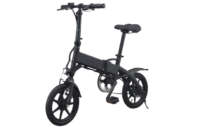 12 inch wheel mini folding electric bicycle portable