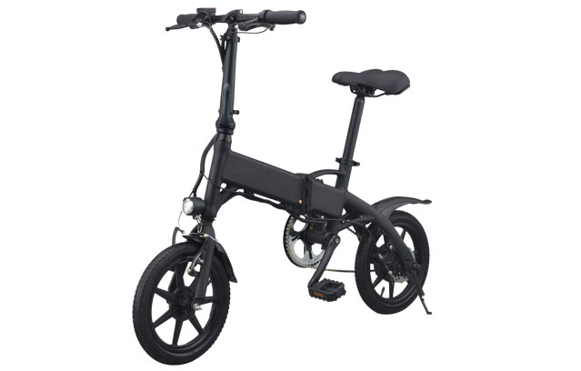 12 inch wheel mini folding electric bicycle portable
