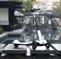 Mercury Dynamic M1 three wheels folding electric kick scooter