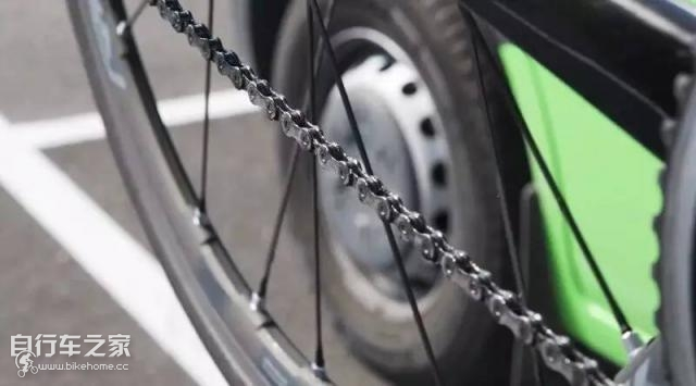 dry cleaning bicycle chain