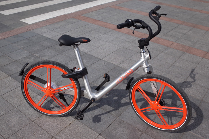 mobike sharing bicycle
