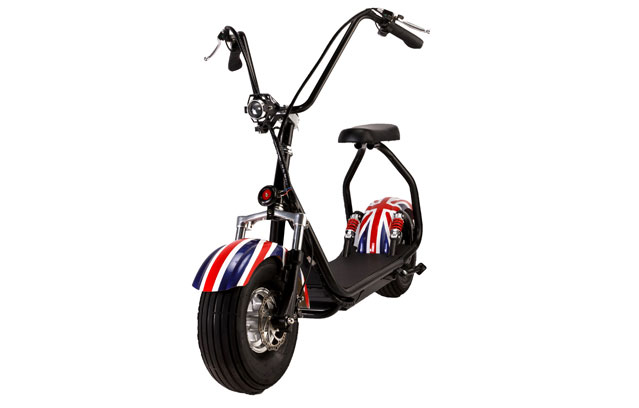 15 inch mini scrooser scooter with UK flag color
