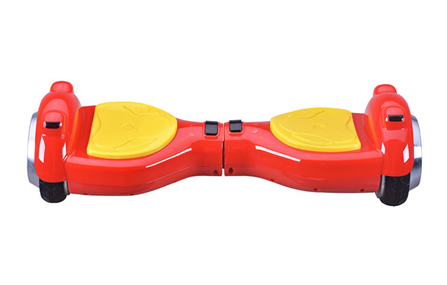 4.5 inch hoverboard in red color