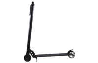 5 inch alluminum alloy electric kick scooter in black color