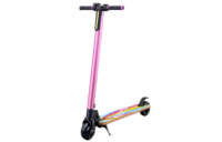5 inch maple electric kick scooer in pink color