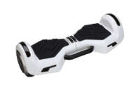 6.5 inch balance scooter with carry handle white