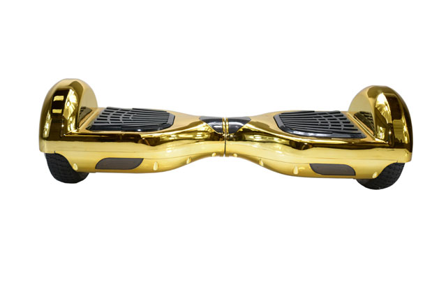 6.5 inch hoverboard golden
