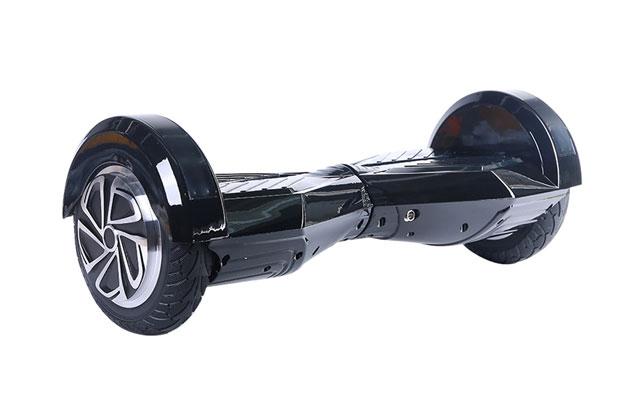 8 inch hoverboards black