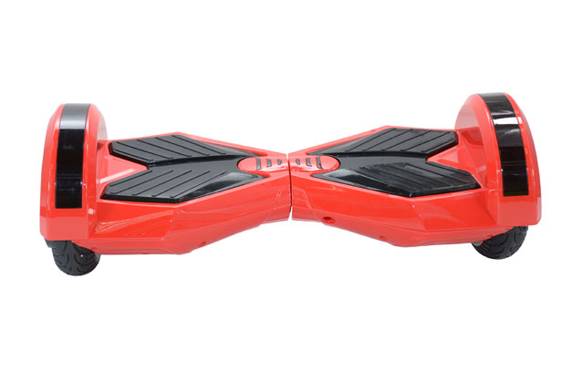 8 inch hoverboard red