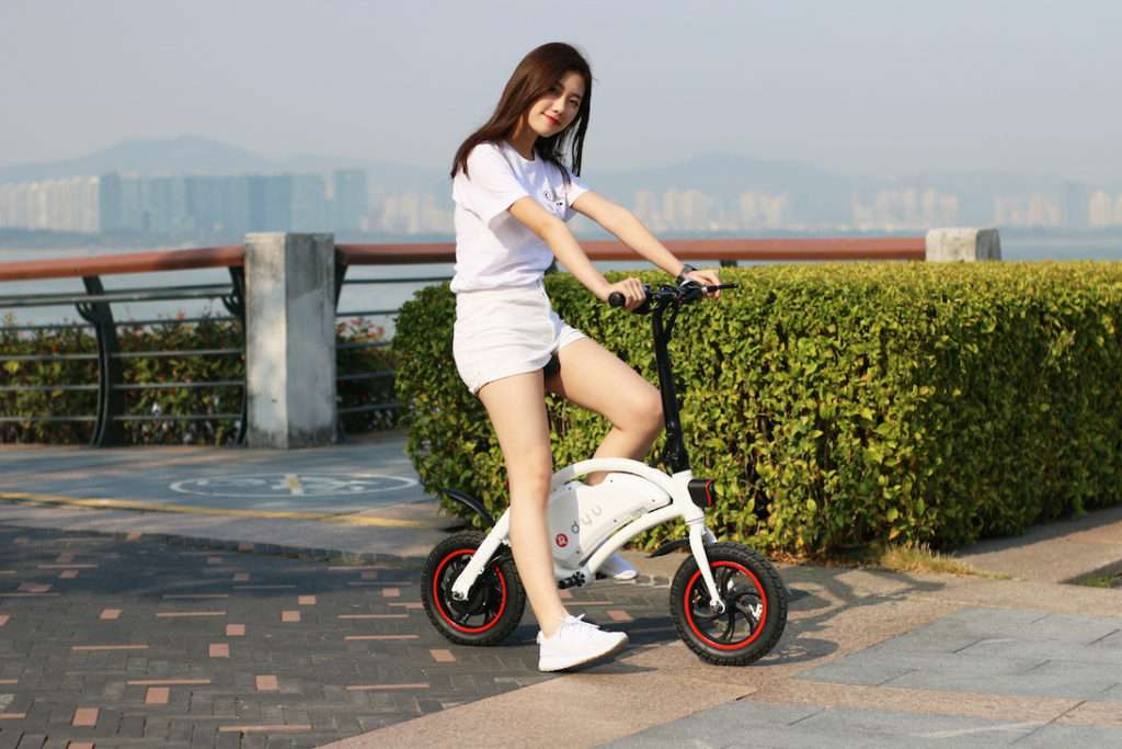 Anti theft smart electric bike with app