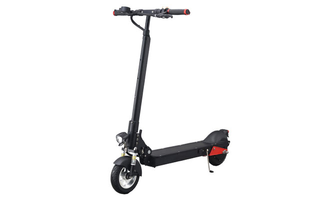 cheap 8 inch electric kick scooter with drum brake TUV approved