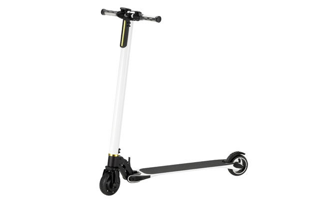 lightest electric scooter in the world