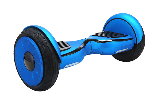 newest 10 inch balance car in blue color