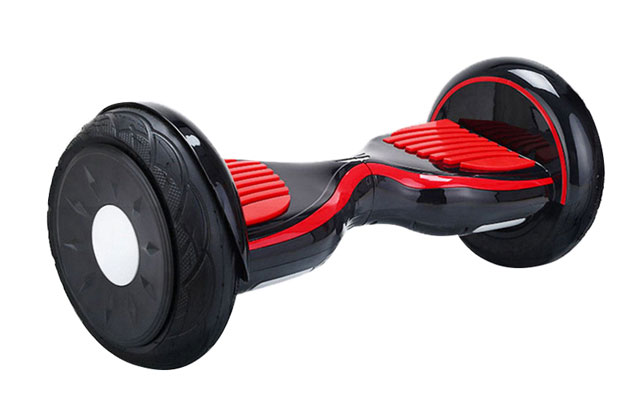 newest 10 inch hoverboard in black color