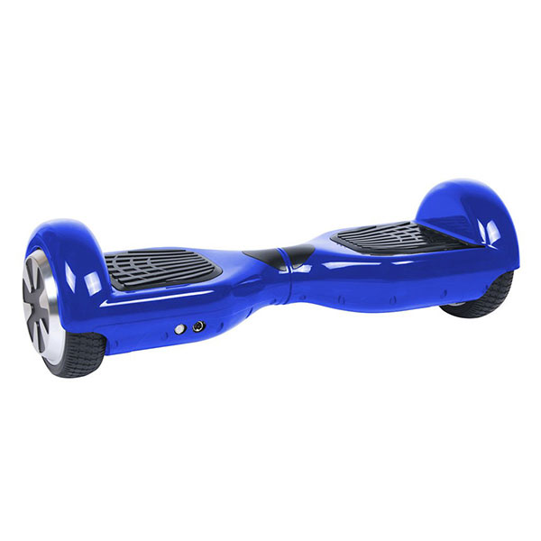 Free shipping 6.5 inch hoverboard with Bluetooth speaker at 199$ in blue color