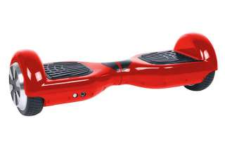 Free shipping 6.5 inch hoverboard with Bluetooth speaker at 199$ in red color