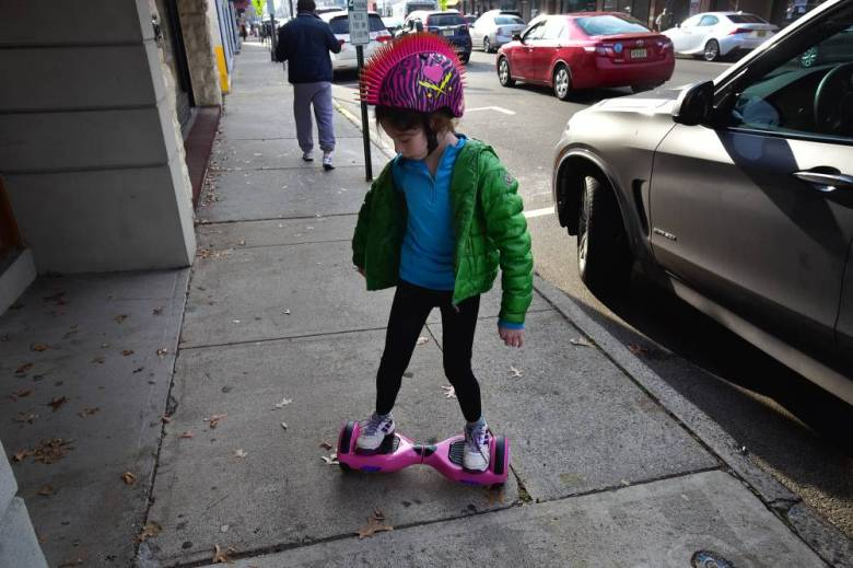 6.5 inch hoverboard review by 10 years old kids