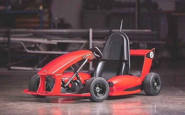 Arrow Smart Kart: real electric go kart for kids